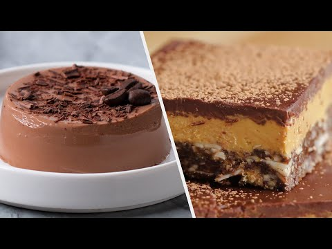 5 No-Bake Desserts Anyone Can Make • Tasty