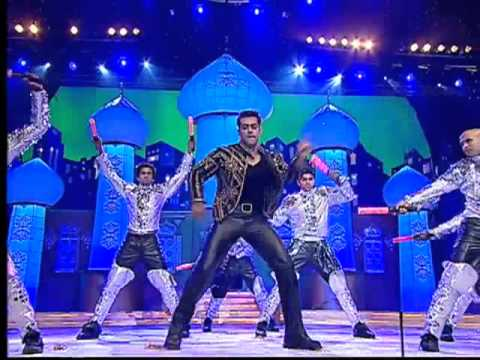 Salman Khan Performing at the IIFA Awards 2006 || HQ || Sallu.net