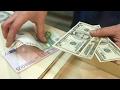 Эканоміка ў падзенні, а долар не расце. Як так?   Белорусская экономика. Почему рубль сильнеет?
