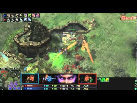 SC2 | ROG Jaedong vs INnovation Bo 5 Set 4