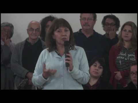 <b>PJ.</b> Blanca Osuna defendi� al kirchnerismo y critic� a los renovadores