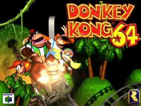 Donkey Kong 64 - Puzzles in the Caves