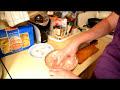 Фрагмент с середины видео Фаршированные макароны для любимой жены)
