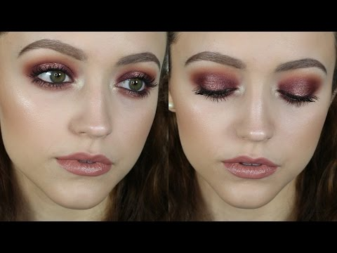 Rose Gold Pop | Makeup Tutorial - UC8v4vz_n2rys6Yxpj8LuOBA