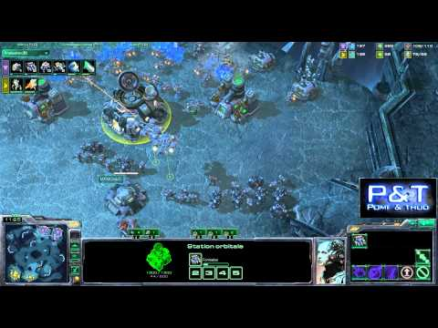 (HD238) Cloud vS oGsMC - Game 2 - TvP - Starcraft 2 Replay [FR]