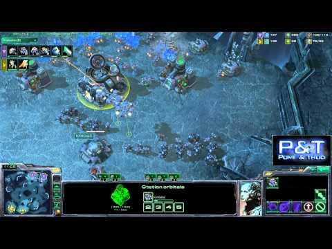 (HD238) Cloud vS oGsMC - Game 2 - TvP - Starcraft 2 Replay [FR]
