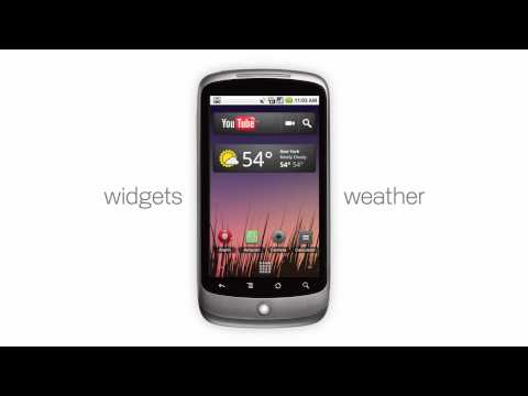 Nexus One: Web meets phone