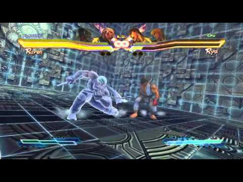 Street Fighter X Tekken: Yoshimitsu's Cross Assault