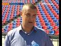 Фрагмент с конца видео В Доброполье после капитального ремонта открыли стадион