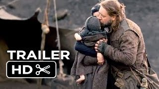 Noah Official International Trailer (2014) - Russell Crowe Movie HD