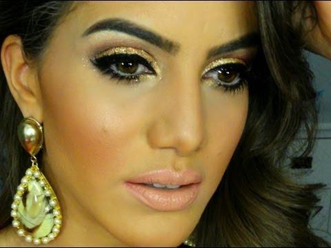 Maquiagem NATAL 2011 por Camila Coelho