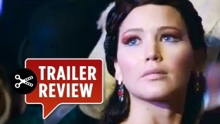 Instant Trailer Review : Catching Fire OFFICIAL TEASER (2013) Hunger Games Movie HD