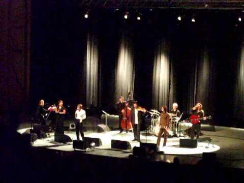 Vaya con dios - Nah neh nah (Live @ Bucharest)