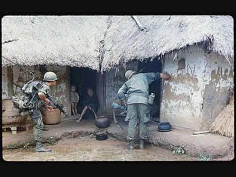 Vietnam War Footage Gimme Shelter