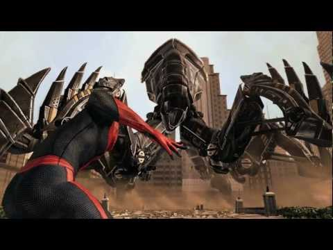 THE AMAZING SPIDER-MAN Rhino Trailer