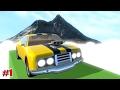 Crash Wheels СУМАСШЕДШИЕ ГОНКИ (1 серия)