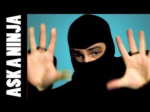 Ask A Ninja: The Stare - 03.18.11