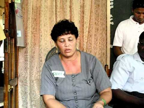 Prison Officers Shear their Hope and Concerns in Guyana 2