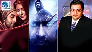 Shivaay V/s ADHM BOX Office Collection