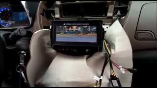 INTERFACE CAMARA DE REVERSA GM My Link SONIC TRAX CRUZE