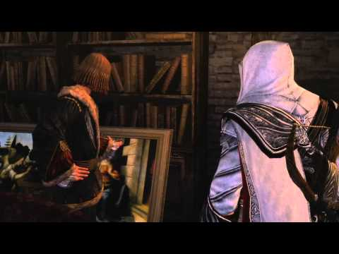 Assassin's Creed Brotherhood DLC: The Da Vinci Disappearance Single-player Trailer [North America]