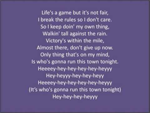 Run This Town-Jay-Z Ft. Kanye West & Rihanna-Lyrics