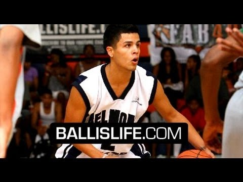 Cezar Guerrero Senior Season Mixtape; Sick Highlights By The Most Underrated Point Guard!!