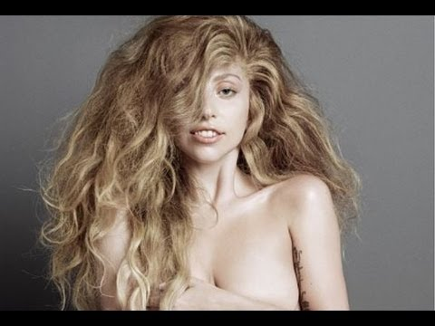 LADY GAGA NUDE V MAGAZINE PHOTO & TALKS NEW 'ARTPOP' SONG!