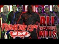 F13: The Game - ALL EXCLUSIVE JASON KILLS - Montage