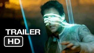 Oblivion Official Trailer (2013) - Tom Cruise, Morgan Freeman Movie HD