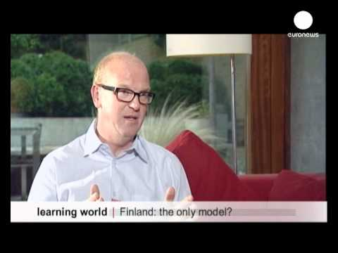 euronews learning world - Finland: First in Class