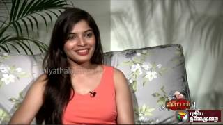 """Soodhu Kavvum"" Sanchita Shetty Exclusive Interview in Tentkottai 27-04-2015 Red Pixtv Kollywood News 