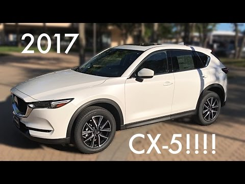 The Perfect Family Crossover?!---2017 Mazda CX-5 Review - UCJla13cU_l6Itg8yEtOiAqQ