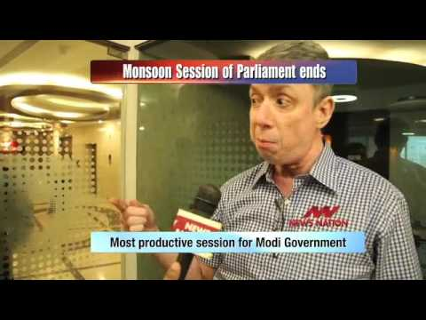 National Expert: Prabhat Shunglu over Monsoon session of Parliament