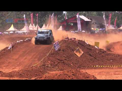 GT.Radial Savero Komodo Indonesia Xtreme Offroad Racing 2014 round 4 at Tuban (Highlights)