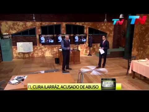C�mara del Crimen: Canaletti habl� sobre los abusos del cura Ilarraz
