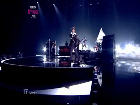 Turkey - Eurovision Song Contest 2010 Semi Final - BBC Three