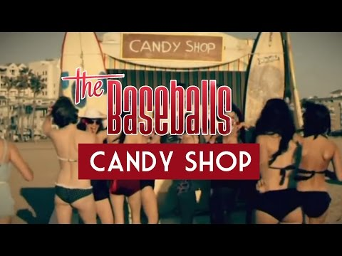 "The Baseballs: ""Candy Shop"" (Official Videoclip)"