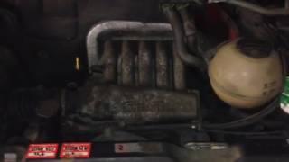 ДВС (Двигатель) Volkswagen Transporter 4 Артикул 900043421 - Видео