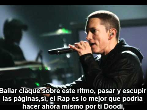 Eminem You're Never Over Subtitulado en español