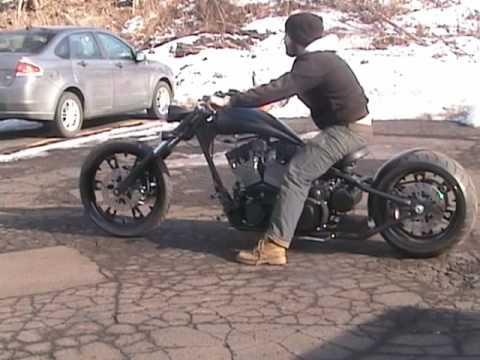 DTP Muscle Blacksmith Chopper