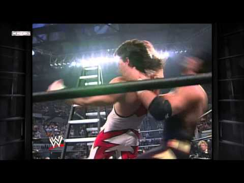 Eddie Guerrero vs. Syxx - Cruiserweight Championship Ladder Match: nWo Souled Out:, January 25, 1997