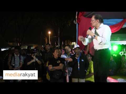 Anwar Ibrahim: Dalam Sistem Pakatan Rakyat, Mesti Tolak Sistem Yang Zalim & Menipu Rakyat