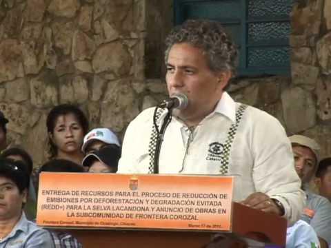 Juan Sabines REDD PLUS Frontera Corozal