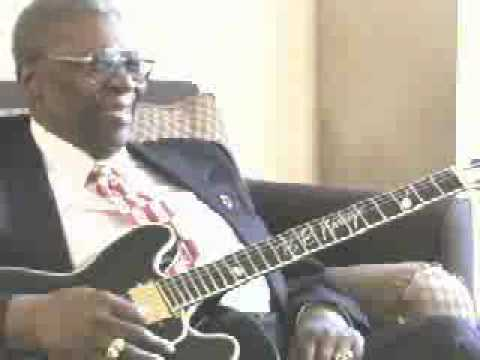 BB King Guitar Lesson