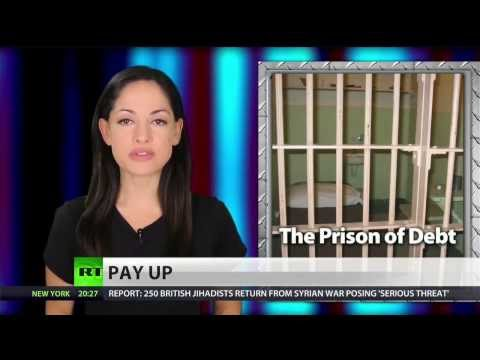US jailing people for being (poor)  2/18/14