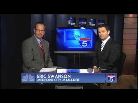 Eric Swanson - Medford City Manager
