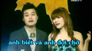 Thanh chocola ghép đôi - karaoke ( only beat )