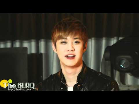 [Fancam] Seungho Lip Licking Precious Habit