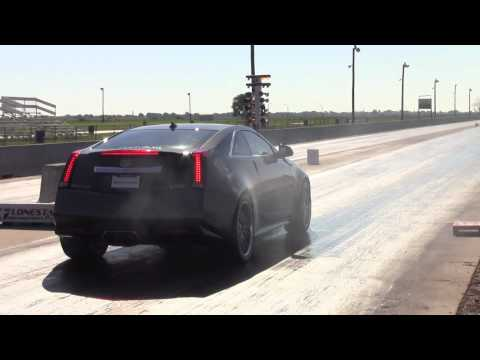 2011 Hennessey V700 Coupe: 11.16 Sec. @ 124 mph